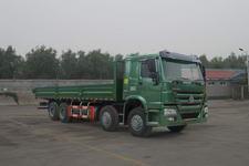 豪泺前四后八货车340马力17吨(ZZ1317N4667D1LH)