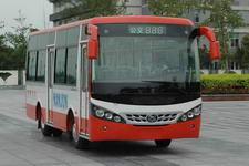 南骏牌CNJ6780JQDM型城市客车