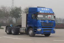 陕汽后双桥,后八轮牵引车336马力(SX4256NR384H)