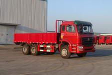 豪瀚国三后双桥,后八轮货车336马力15吨(ZZ1255N4646C1)