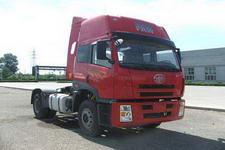 解放牌CA4182P22K2HE4型平头柴油半挂牵引车图片