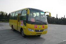 6.6米|24-33座楚风小学生校车(HQG6660EXC3)