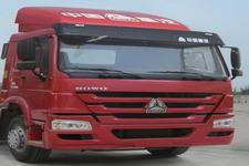 豪泺牌ZZ4257V3847D1LB型牵引汽车图片