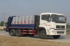 程力威牌CLW5250ZYSD3型压缩式垃圾车