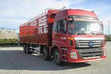 福田欧曼国三前四后八仓栅式运输车261-310马力15-20吨(BJ5317VNCJJ-S4)