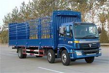 福田欧曼国三前四后四仓栅式运输车182-212马力10-15吨(BJ5243VMCHH-1)