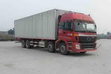 福田欧曼国三前四后八厢式运输车310-340马力15-20吨(BJ5317VPCJJ-1)