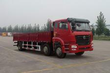 豪瀚国三前四后四货车220马力10吨(ZZ1205K56C3C1)