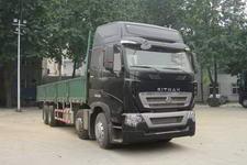 汕德卡国三前四后八货车394马力20吨(ZZ1317V466HC1)