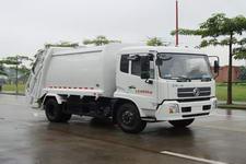 楚胜牌CSC5120ZYSD10型压缩式垃圾车
