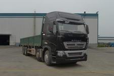 汕德卡国三前四后八货车314马力20吨(ZZ1317N466HC1)
