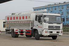 程力威牌CLW5120ZSLD3型散装饲料运输车厂家直销