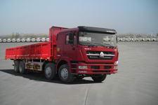 斯达-斯太尔前四后八自卸车国四320马力(ZZ3313N4661D1LS)