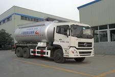 東風天龍國五后八輪23立方干混砂漿車廠家直銷價格最低18372235977