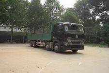 豪泺前四后八货车320马力20吨(ZZ1317N4667P1LB)