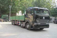 豪泺前四后八货车320马力17吨(ZZ1317N4667P1LH)