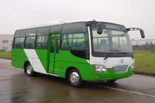 華新牌6.6米天然氣客車