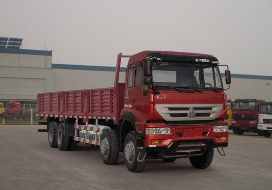 斯达-斯太尔前四后八货车320马力18吨(ZZ1311N4661D1L)