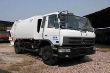 九通牌KR5130ZYS型压缩式垃圾车图片