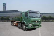 豪泺国五前四后八货车320马力20吨(ZZ1317N4667E1LB)