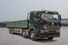 豪泺前四后八货车320马力20吨(ZZ1317N4667Q1LB)