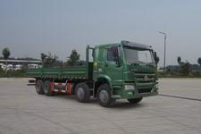 豪泺国五前四后八货车320马力20吨(ZZ1317N3867E1LB)