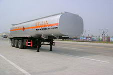 琴台牌QT9402GRY型易燃液体罐式运输半挂车图片