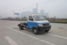 九通牌KR5030ZXXD4型车厢可卸式垃圾车图片