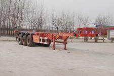 成事达14.2米34吨3轴集装箱运输半挂车(SCD9403TJZG)