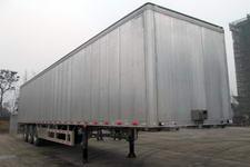 三轴牌CSH9402XXY型铝合金厢式运输半挂车