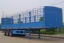三轴牌CSH9401CCY型仓栅式运输半挂车