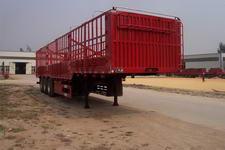 奥斯力牌LQZ9401CCY型仓栅式运输半挂车