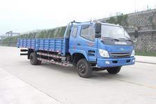 欧铃国四单桥货车133马力10吨(ZB1160TPH3F)