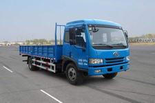 解放国四单桥平头燃气货车150马力9吨(CA1160P9K2L4A70E4)