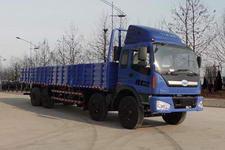 欧铃国四前四后六货车260马力21吨(ZB1310MPQ3F)