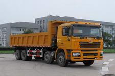 陕汽牌SX3317DR456HM型甲醇柴油双燃料自卸汽车图片