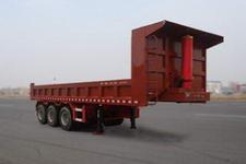 粱锋10.5米31.5吨3轴自卸半挂车(YL9401Z)