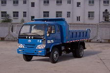 宇康牌YK4010PDT型自卸低速货车