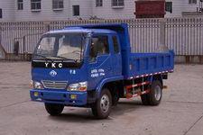 宇康牌YK5820PDT型自卸低速货车