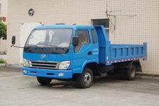 龙马牌LM4810PD1A型自卸低速货车图片
