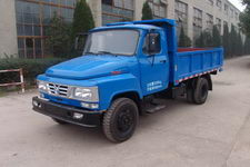 岳城牌YC2810CD1型自卸低速货车