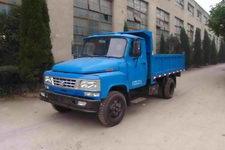 岳城牌YC4010CD1型自卸低速货车