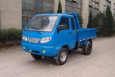 岳城牌YC1405PD1型自卸低速货车