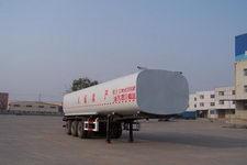 鲁泉牌JZQ9400GYY型运油半挂车图片