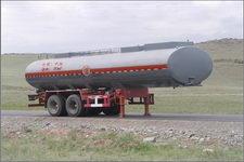 天山牌TSQ9330GYY型运油半挂车图片