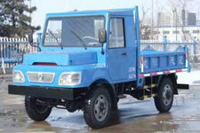 天菱牌TL1415CDS型自卸低速货车