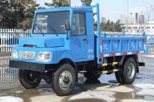 天菱牌TL1715CDS型自卸低速货车