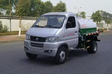 神宇牌DFA2315FT5型吸粪低速货车