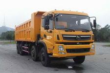 南骏牌CNJ3300ZRPA63B型自卸汽车