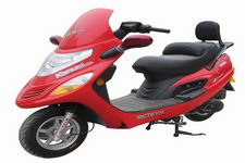麦科特牌MCT125T-8A型两轮摩托车